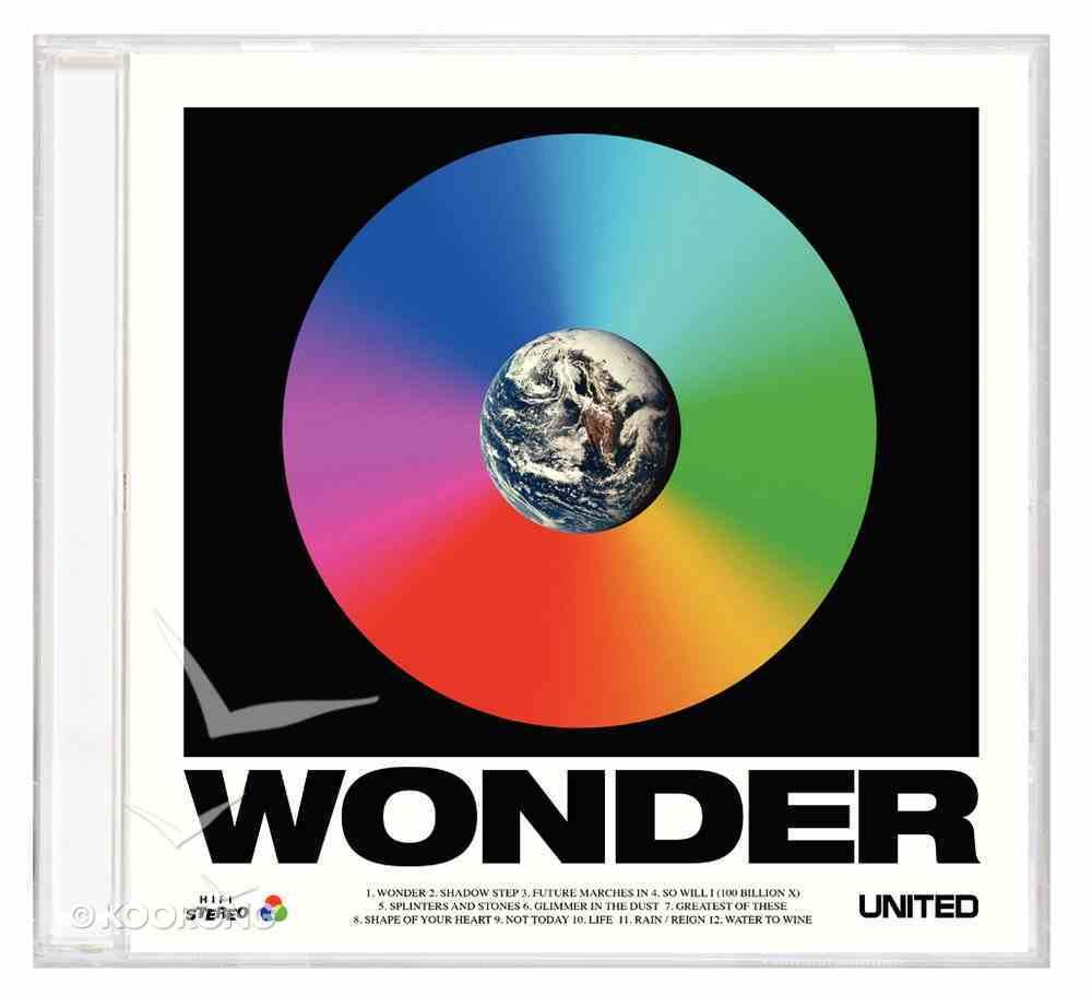 Hillsong United 2017: Wonder CD