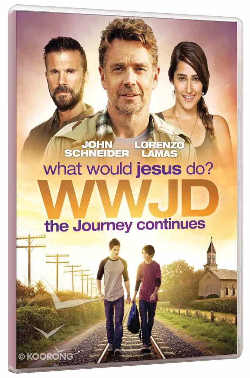 Wwjd: What Would Jesus Do? #3 - the Journey Continues DVD
