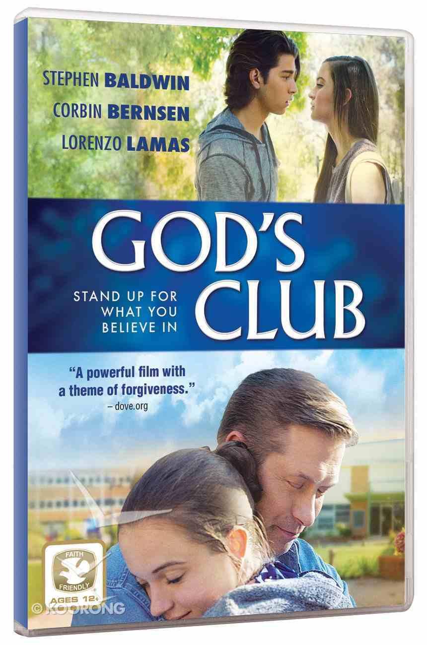 God's Club DVD