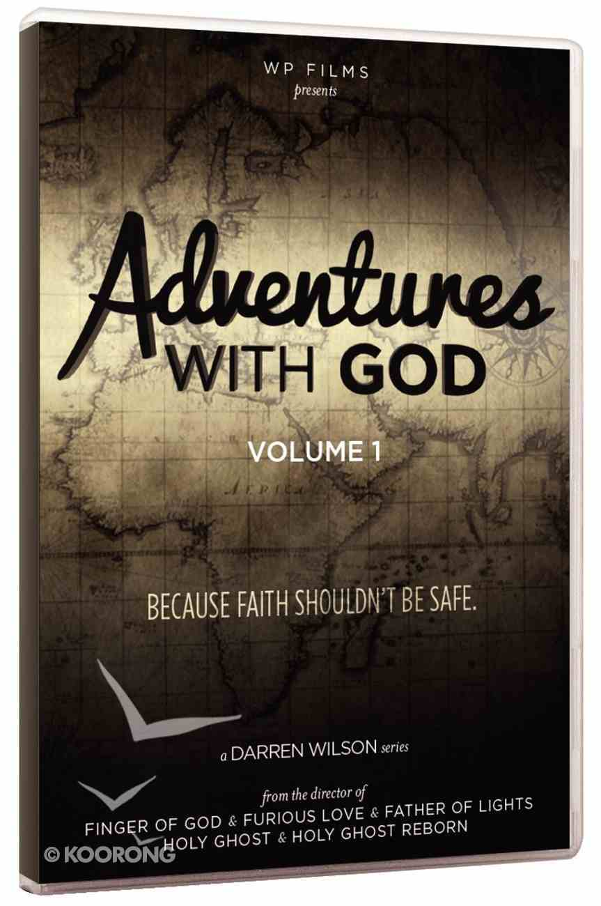 Adventures With God Volume 1 DVD