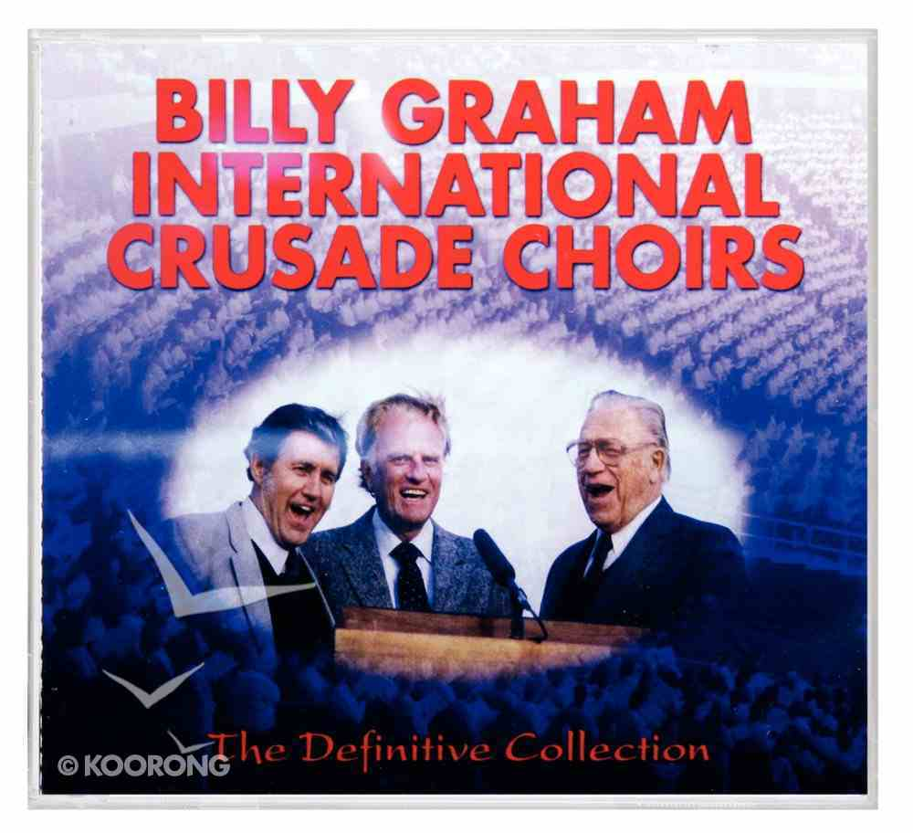 Billy Graham International Crusade Choirs (3 Cds) CD
