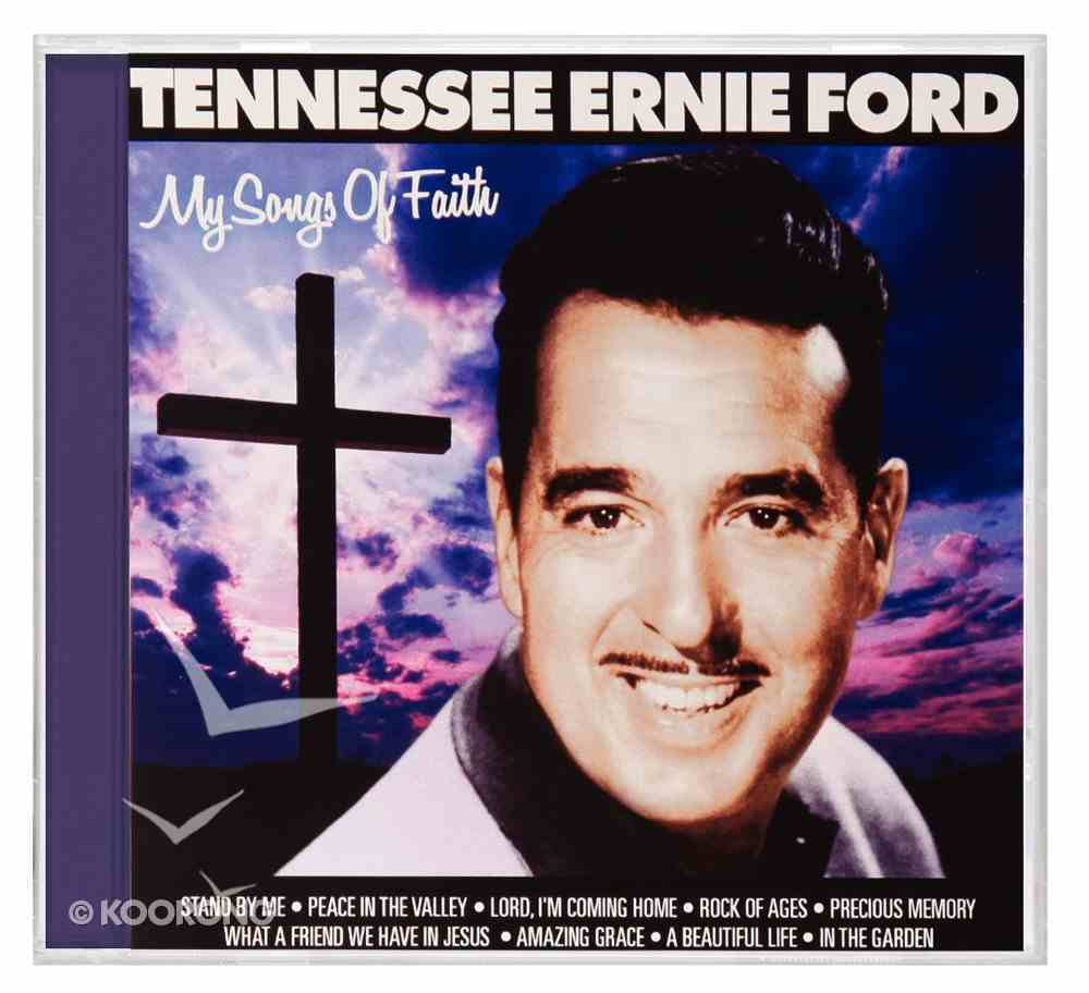 My Songs of Faith CD