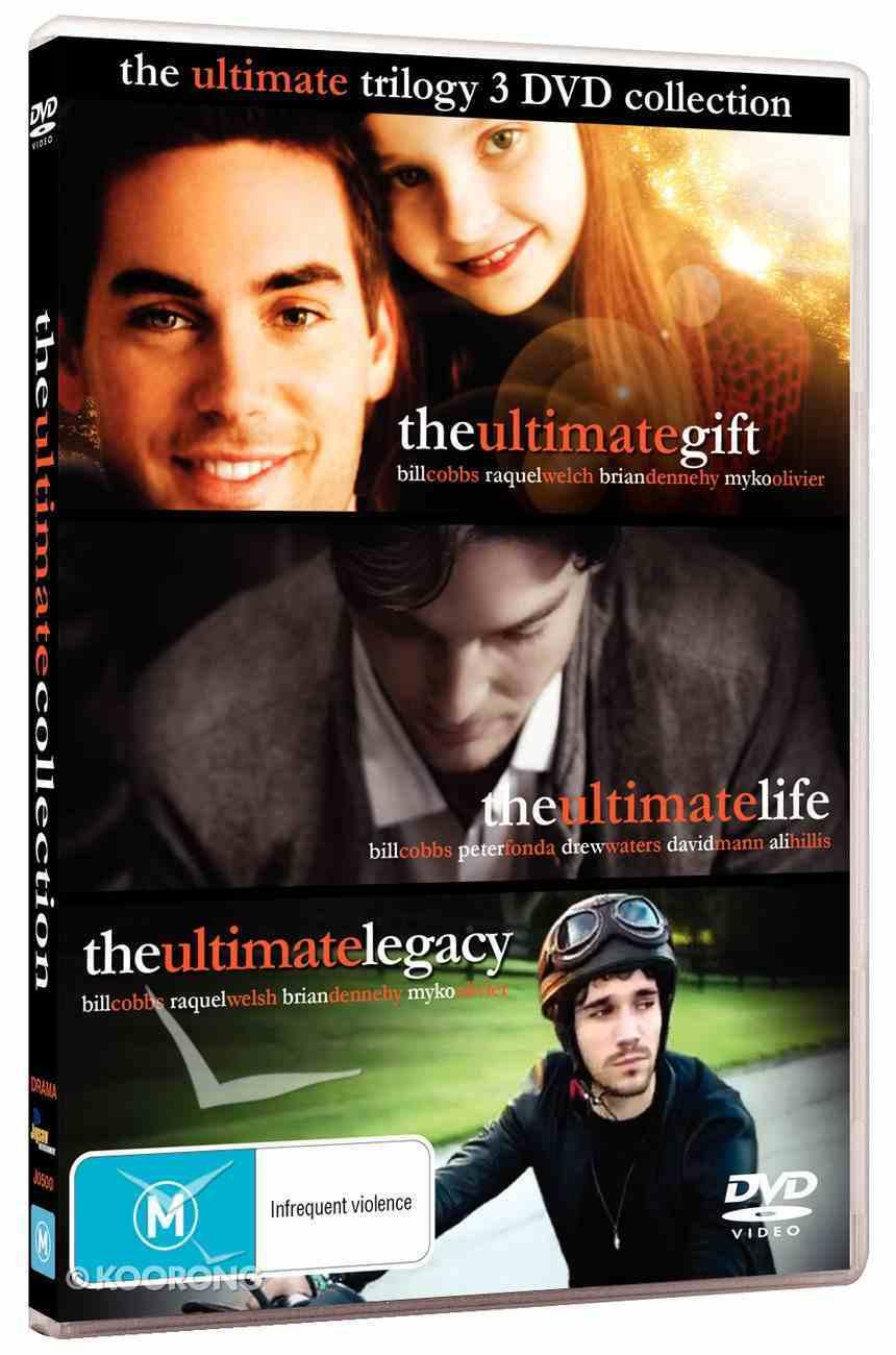 The Ultimate Trilogy (3 Dvd Set) DVD