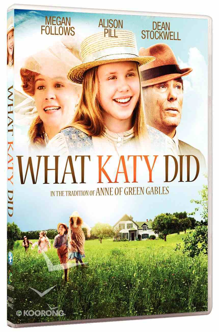 What Katy Did DVD