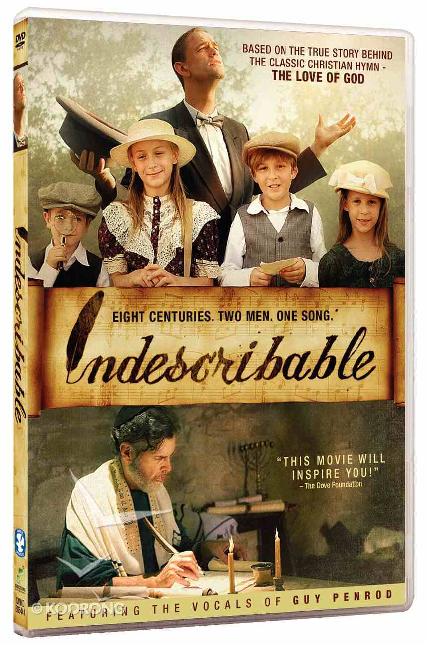 Indescribable (94 Mins) DVD