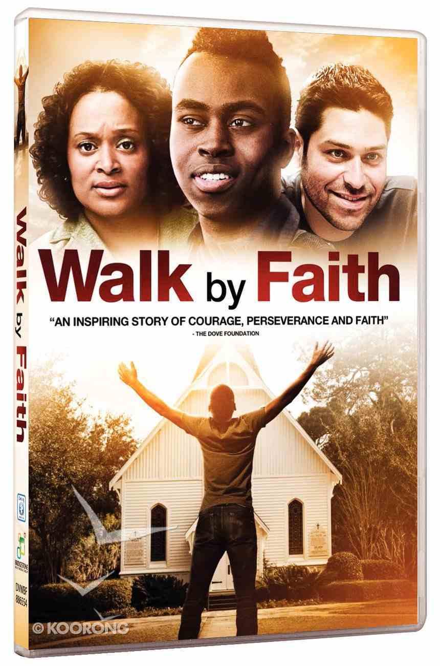 Walk By Faith DVD