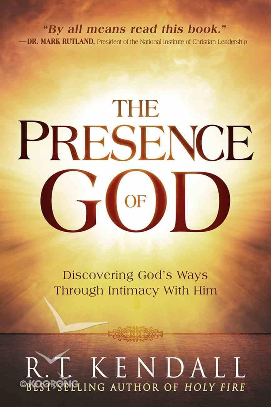 The Presence of God Paperback