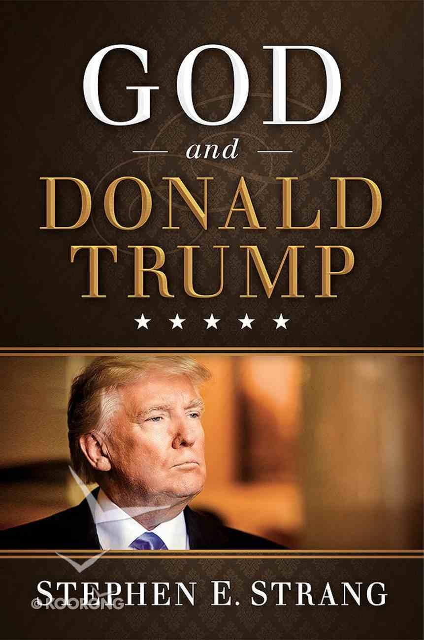 God and Donald Trump Hardback