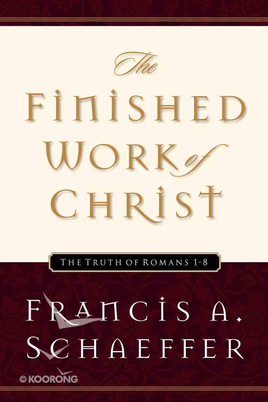 The Finished Work of Christ Hardback