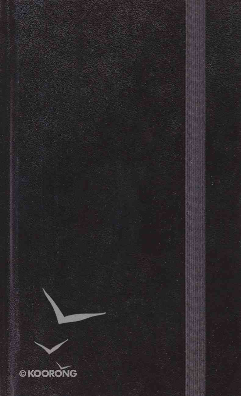 ESV Journaling Bible Writer's Edition Black (Black Letter Edition) Hardback