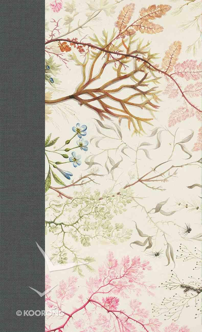 ESV Journaling Bible Writer's Edition Elegant Grace (Black Letter Edition) Hardback