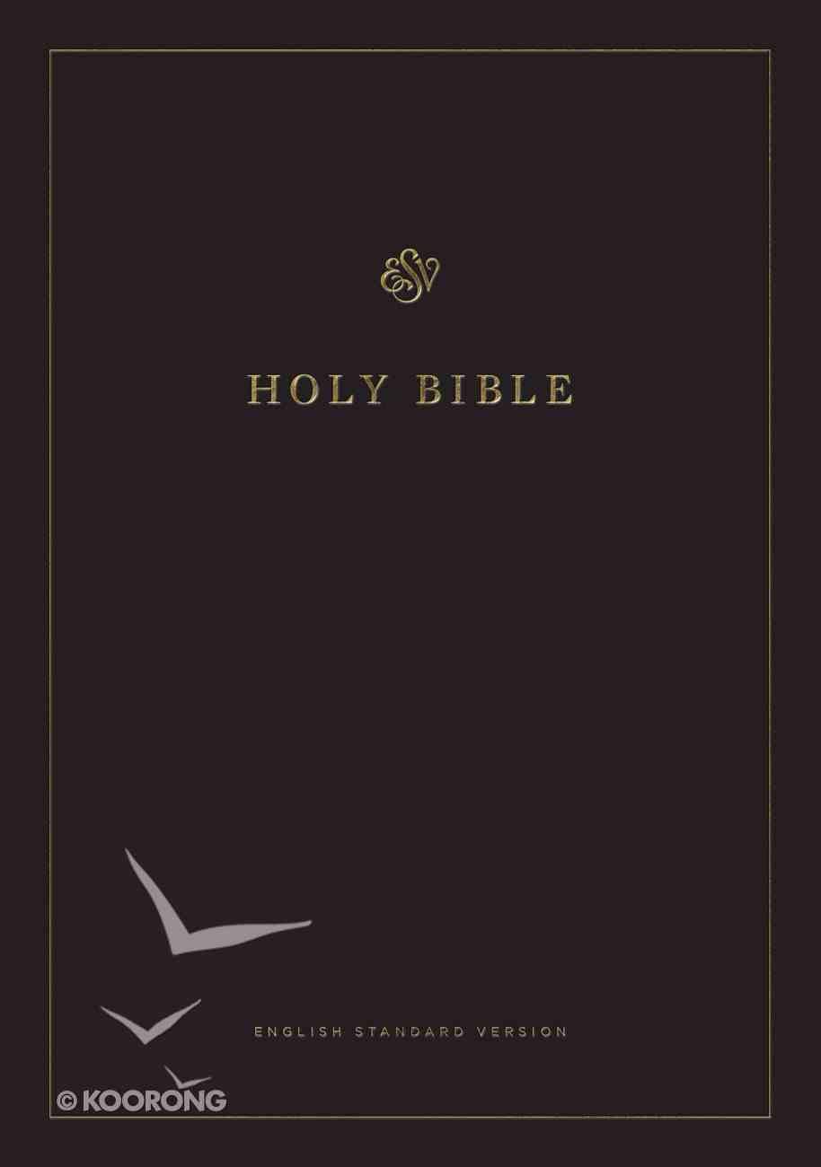 ESV Wide Margin Reference Bible Red Letter Edition Hardback