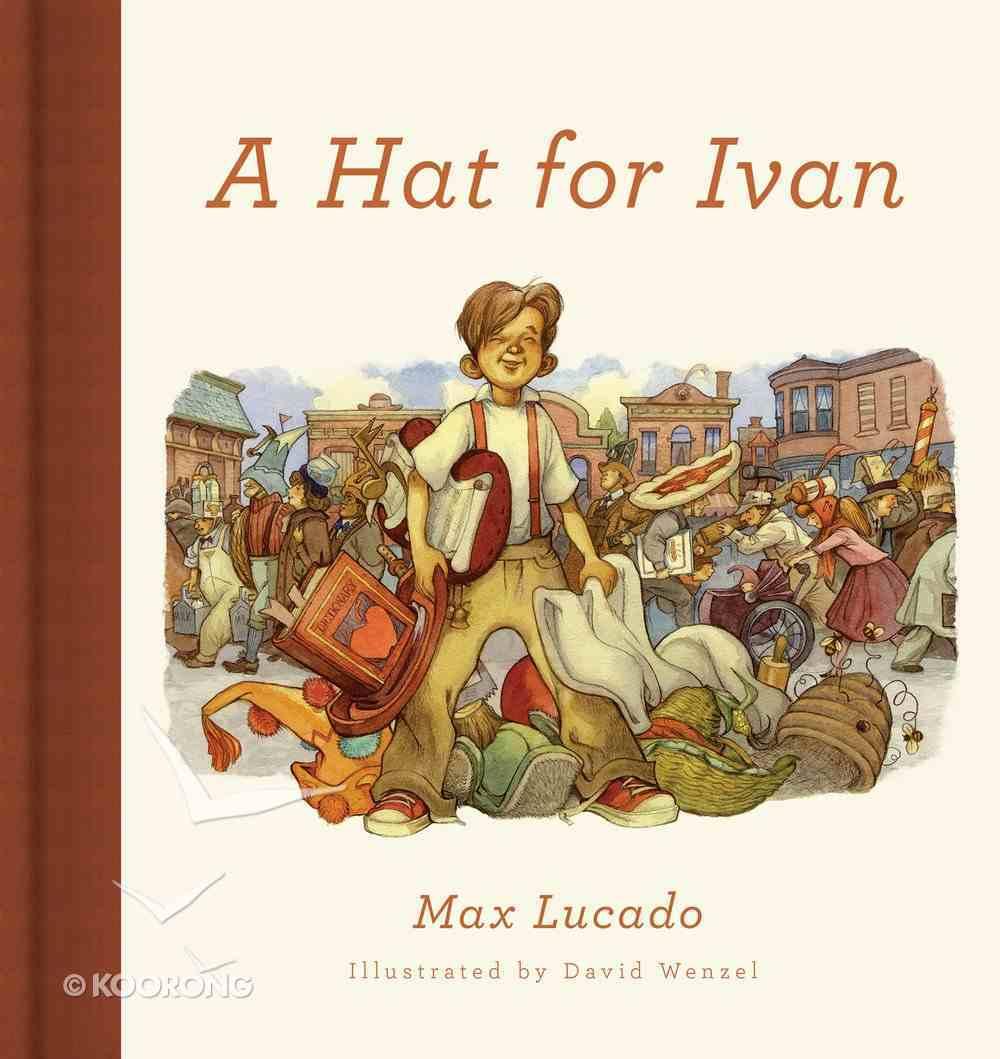 A Hat For Ivan Hardback