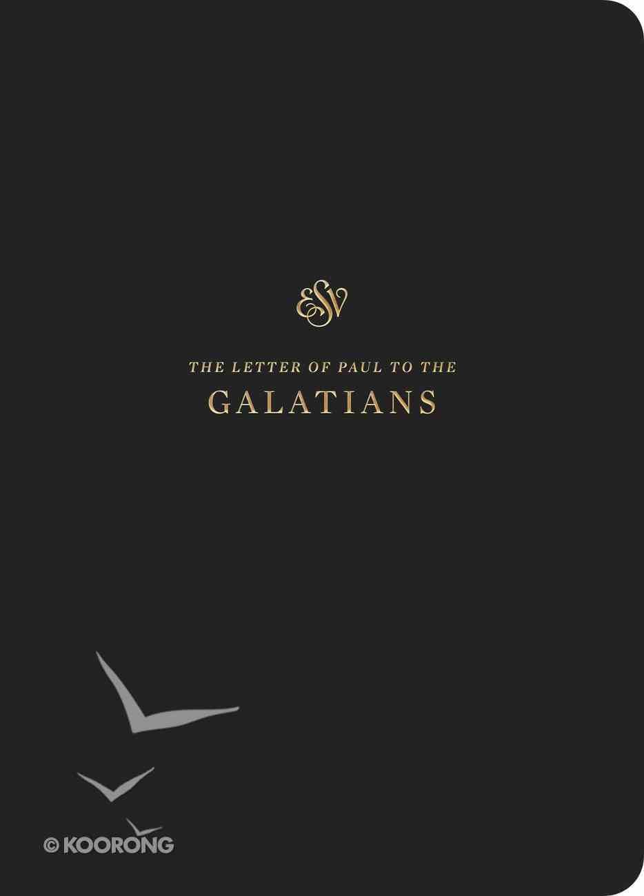 ESV Scripture Journal Galatians Paperback