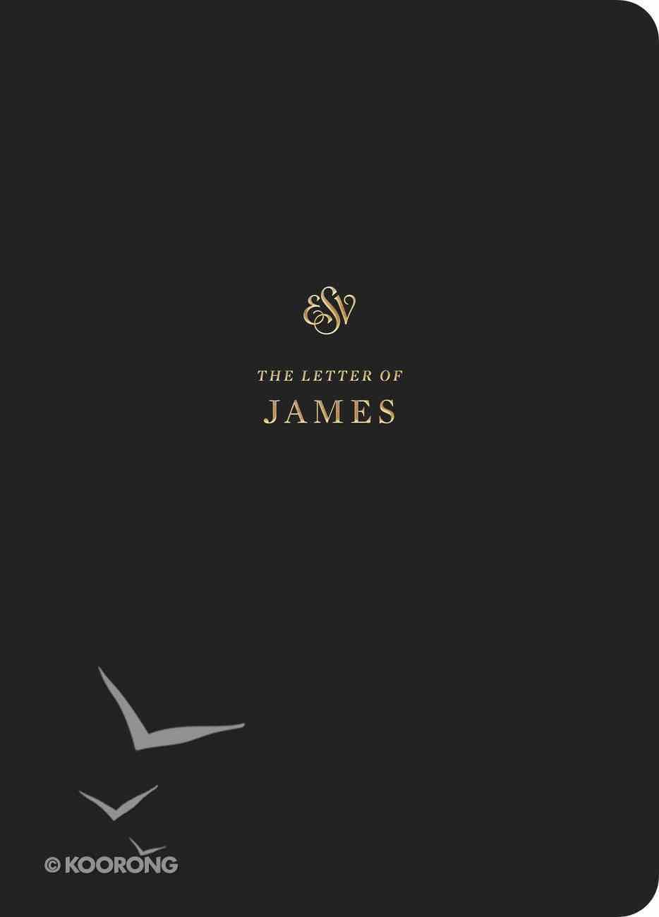 ESV Scripture Journal James Paperback