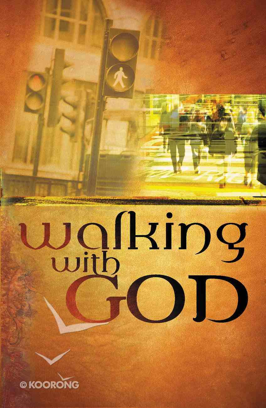 Walking With God (ESV) (10 Pack) Booklet