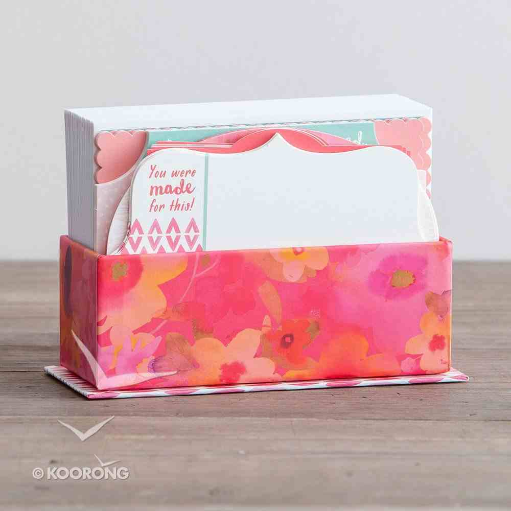 Boxed Notes: Made For This Correspondence Cards (Mixed Scripture) Stationery