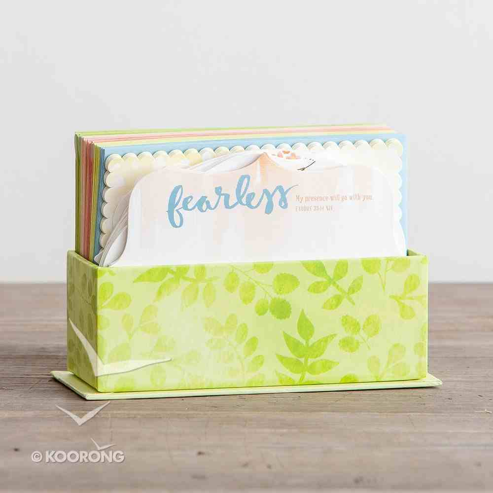 Boxed Notes: Prayerful Word Courage Correspondence Cards (In) ((In)courage Gift Product Series) Box