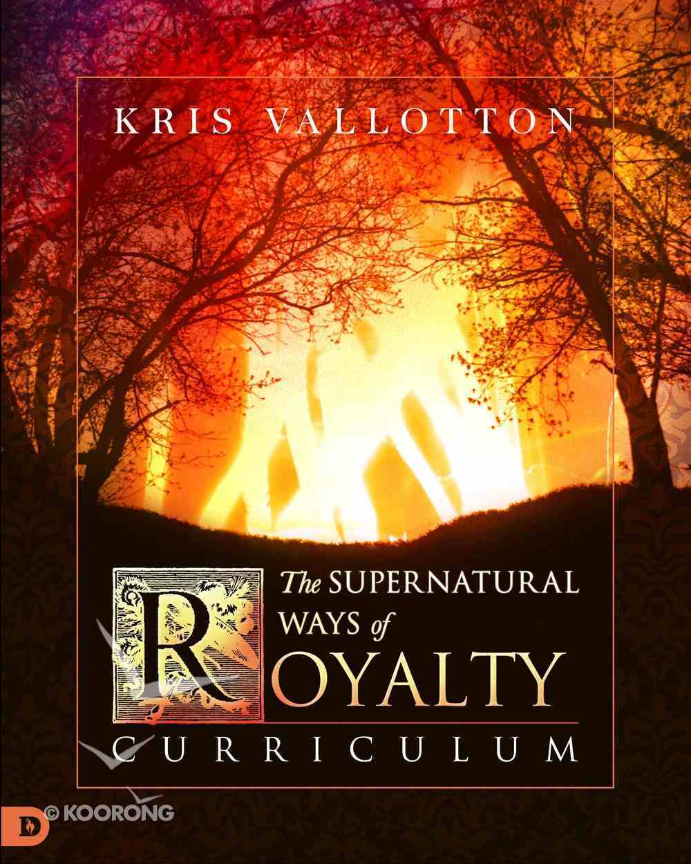 The Supernatural Ways of Royalty (Curriculum) Pack