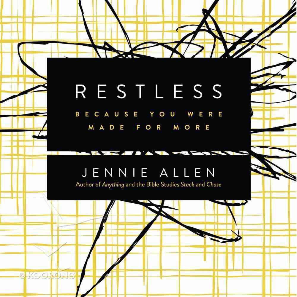 Restless eAudio Book