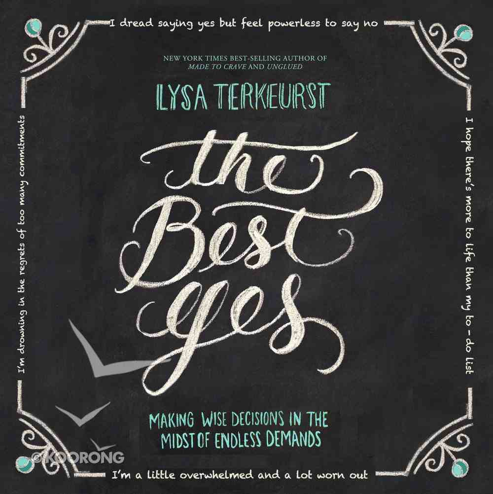 The Best Yes eAudio Book