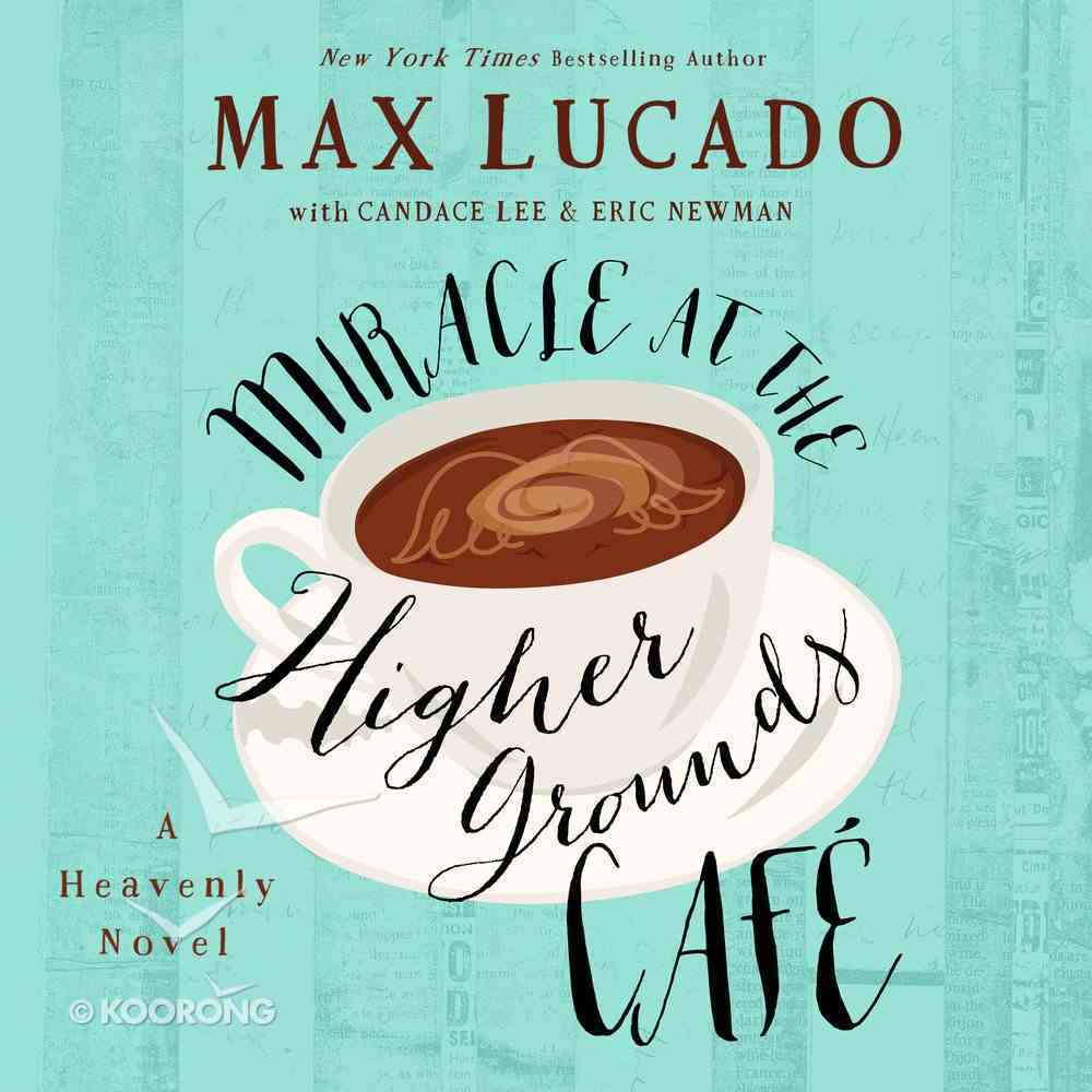 Mircale At the Higher Grounds Caf eAudio Book