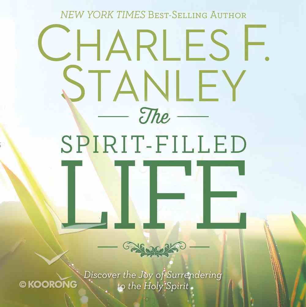 The Spirit-Filled Life eAudio Book