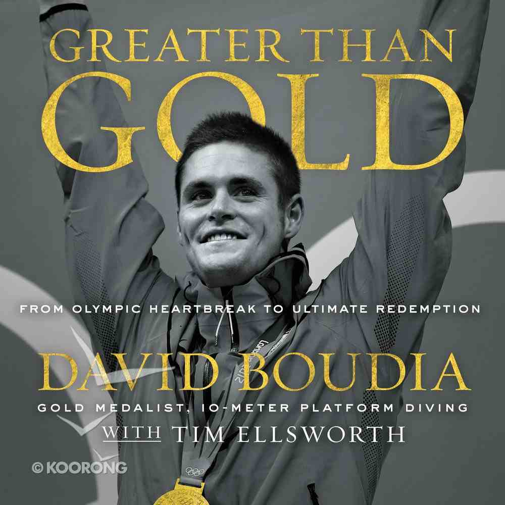 Greater Than Gold eAudio Book