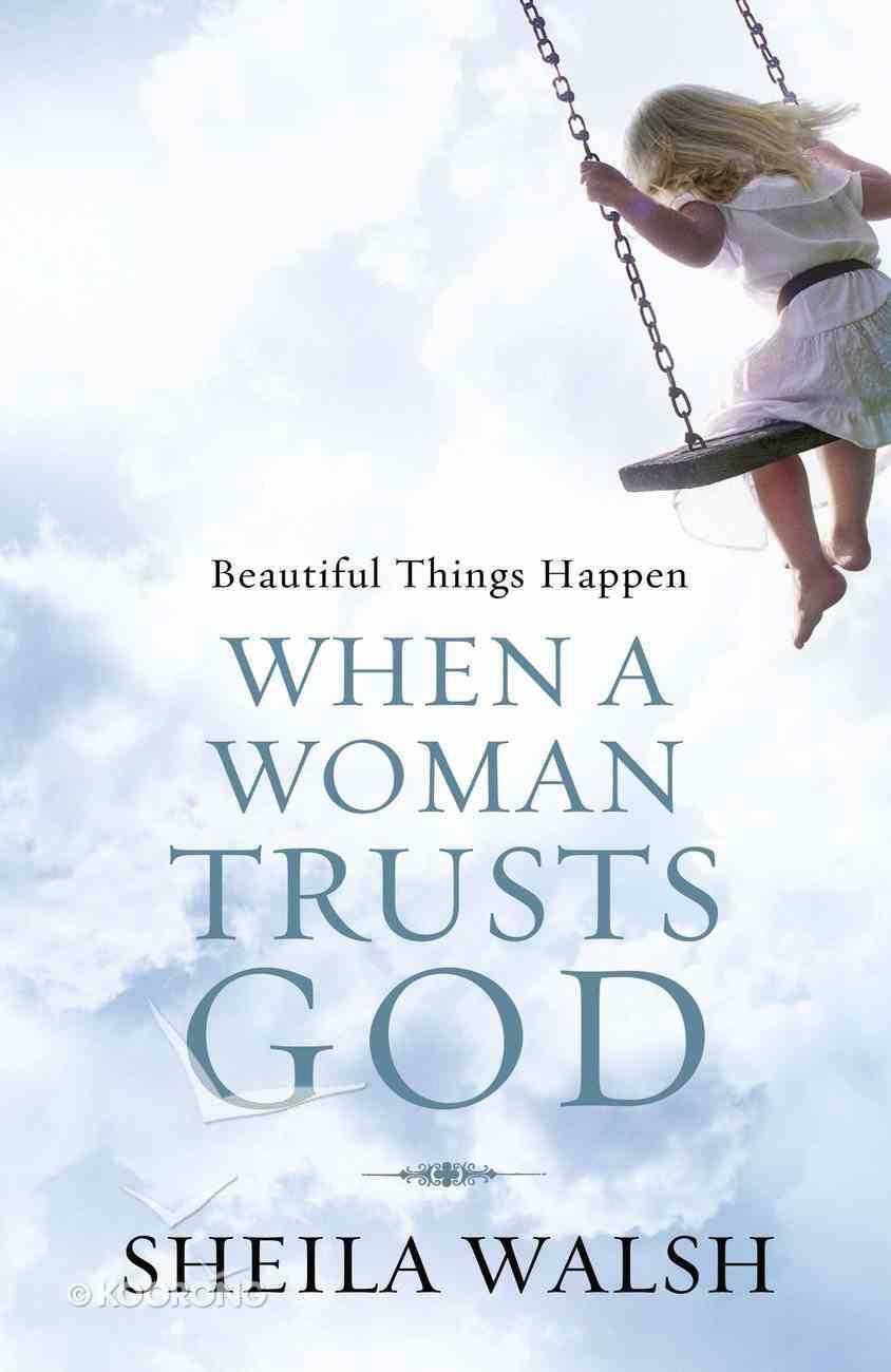 Beautiful Things Happen When a Woman Trusts God eAudio Book