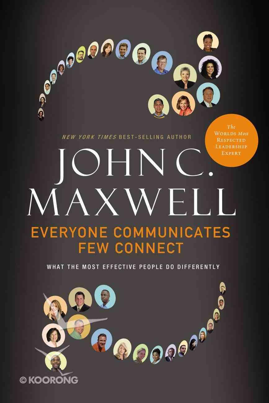 Everyone Communicates, Few Connect eAudio Book