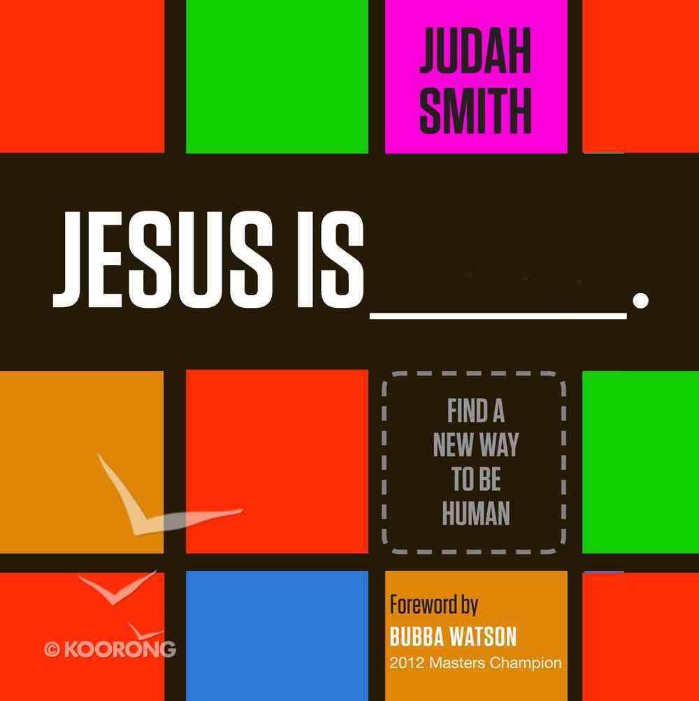 Jesus is eAudio Book