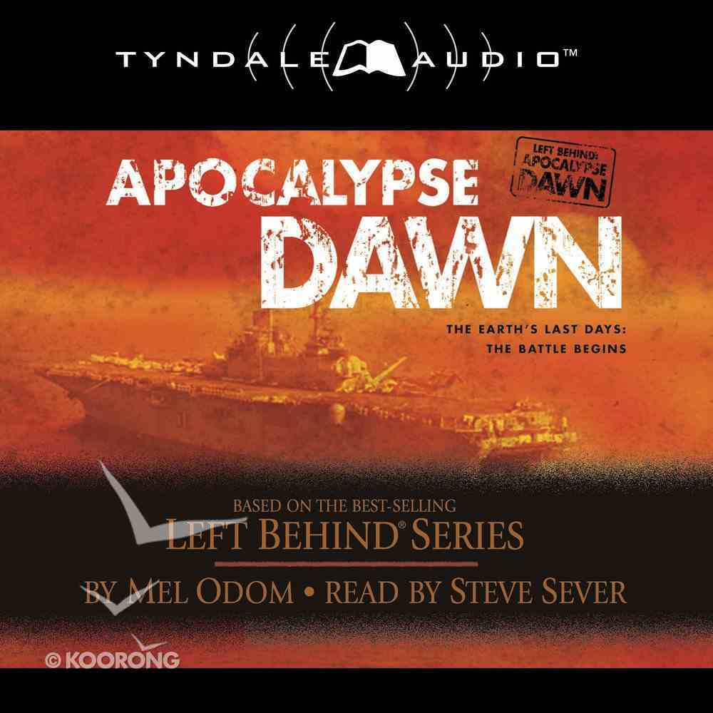 Apocalypse Dawn eAudio Book