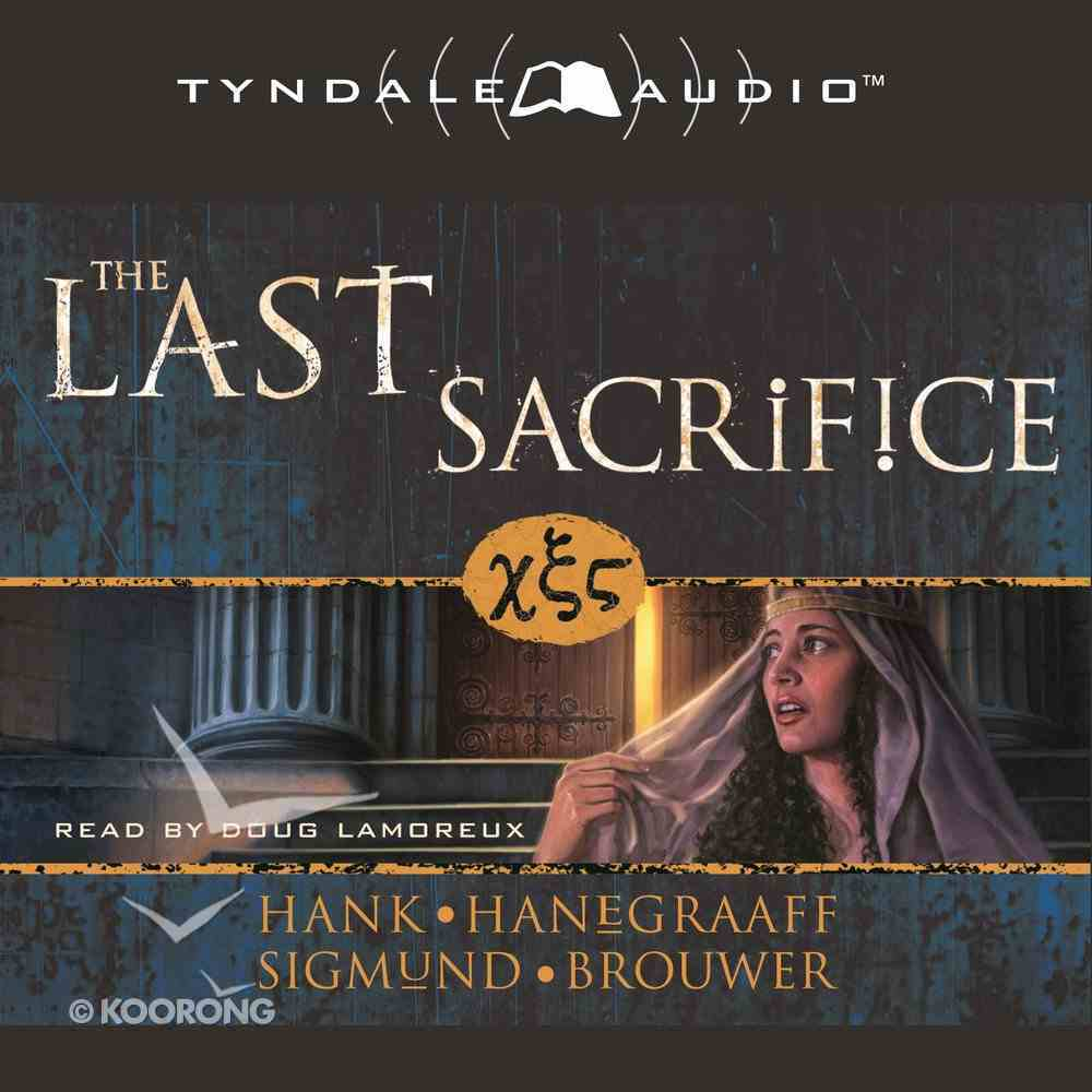 The Last Sacrifice (Last Disciple Series) eAudio Book