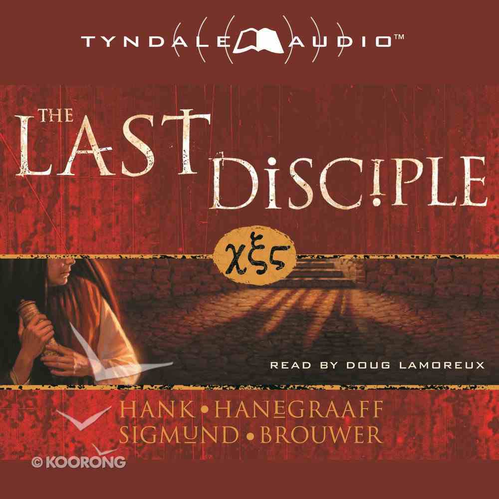 The Last Disciple (Last Disciple Series) eAudio Book