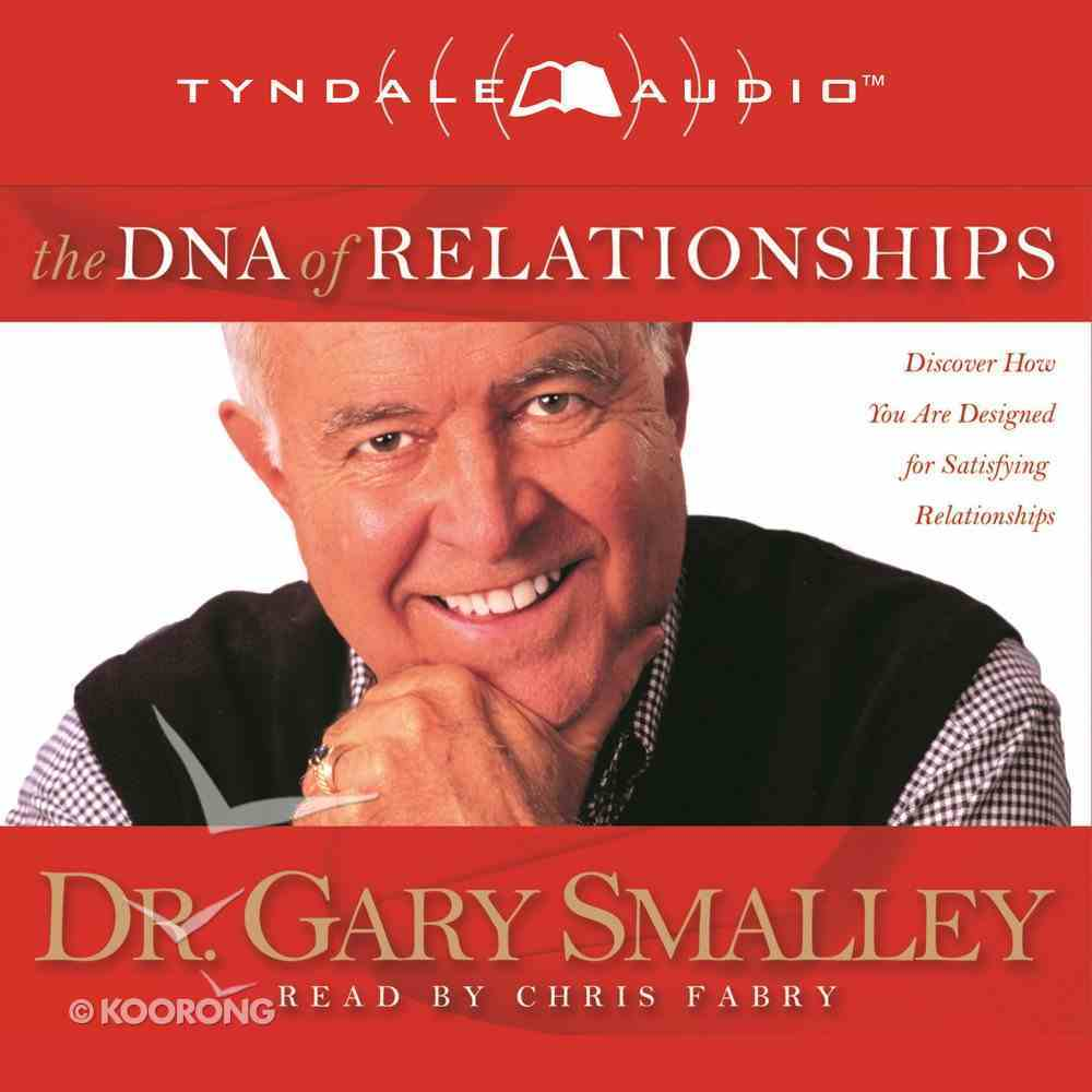 The DNA of Relationships eAudio Book