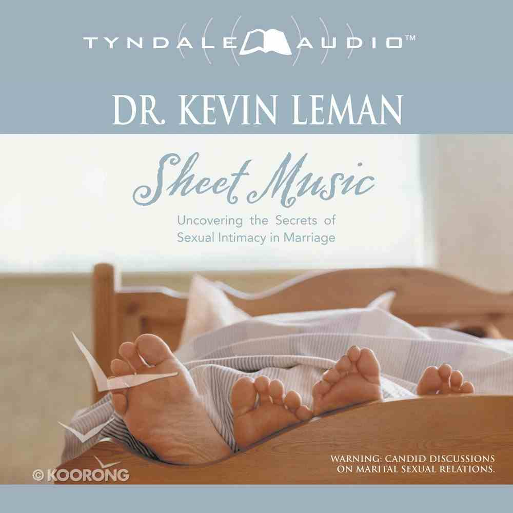 Sheet Music eAudio Book