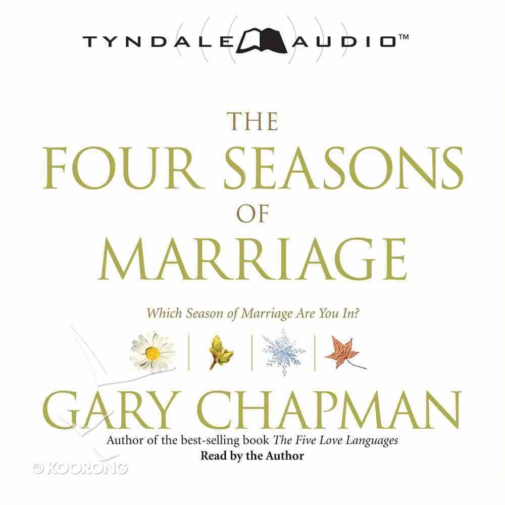 The 4 Seasons of Marriage eAudio Book