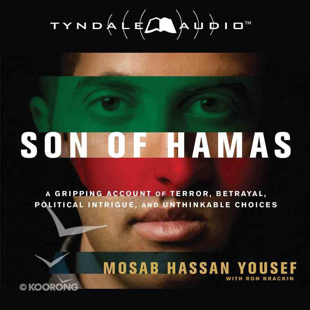 Son of Hamas eAudio Book