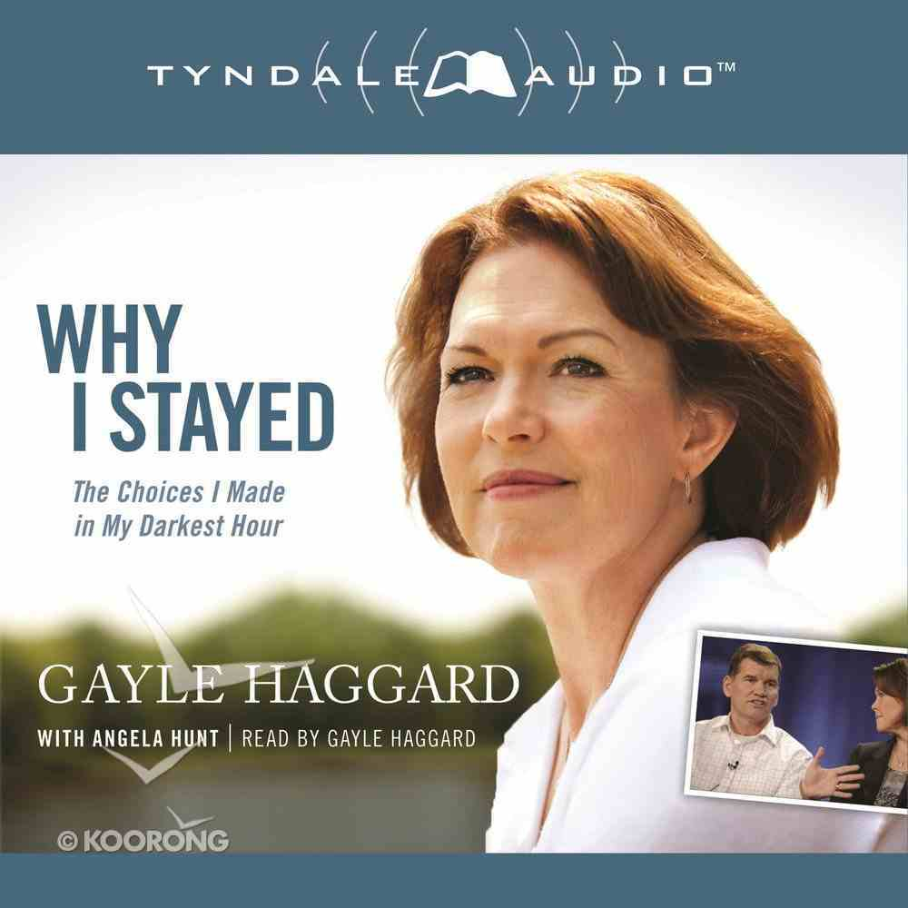 Why I Stayed eAudio Book