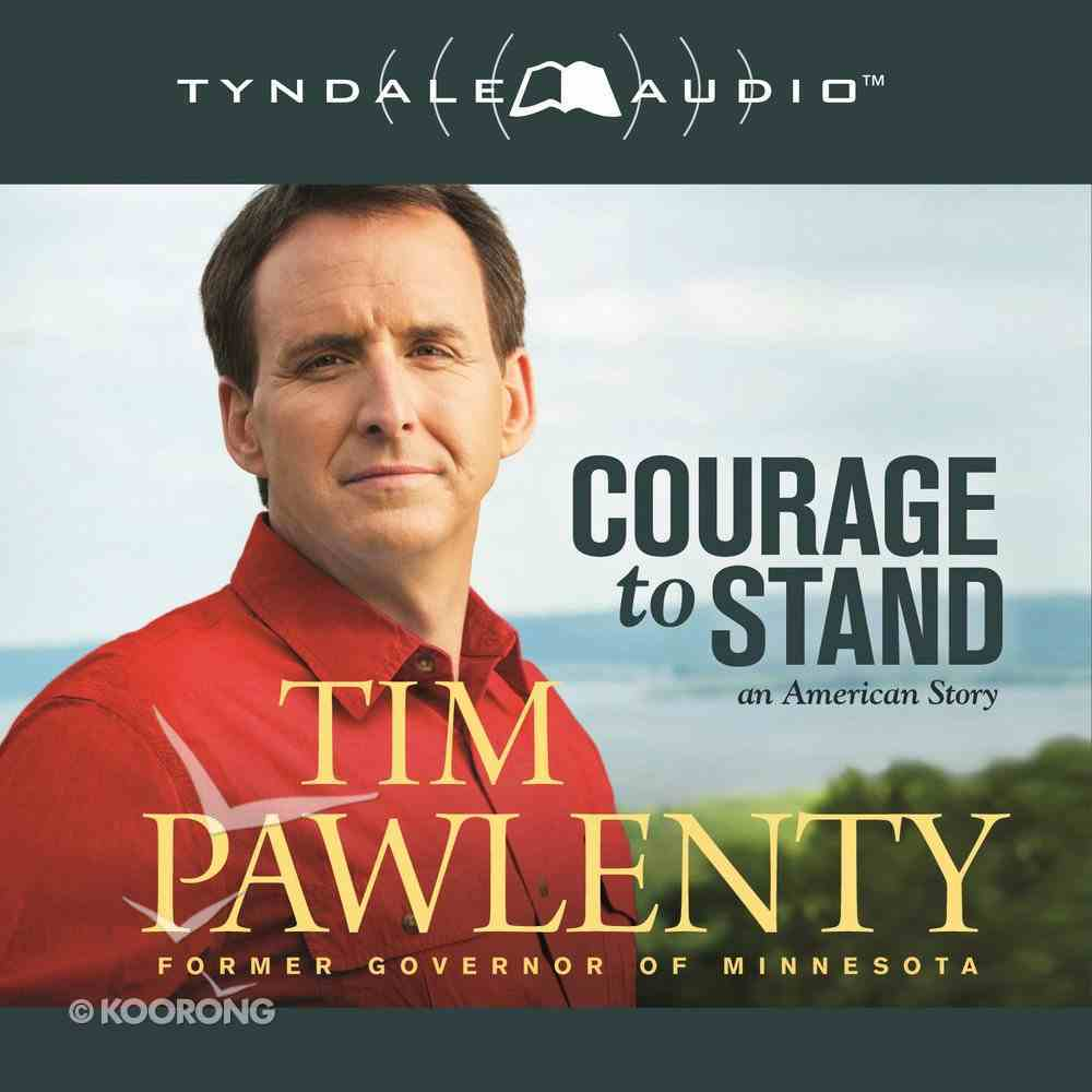 Courage to Stand eAudio Book