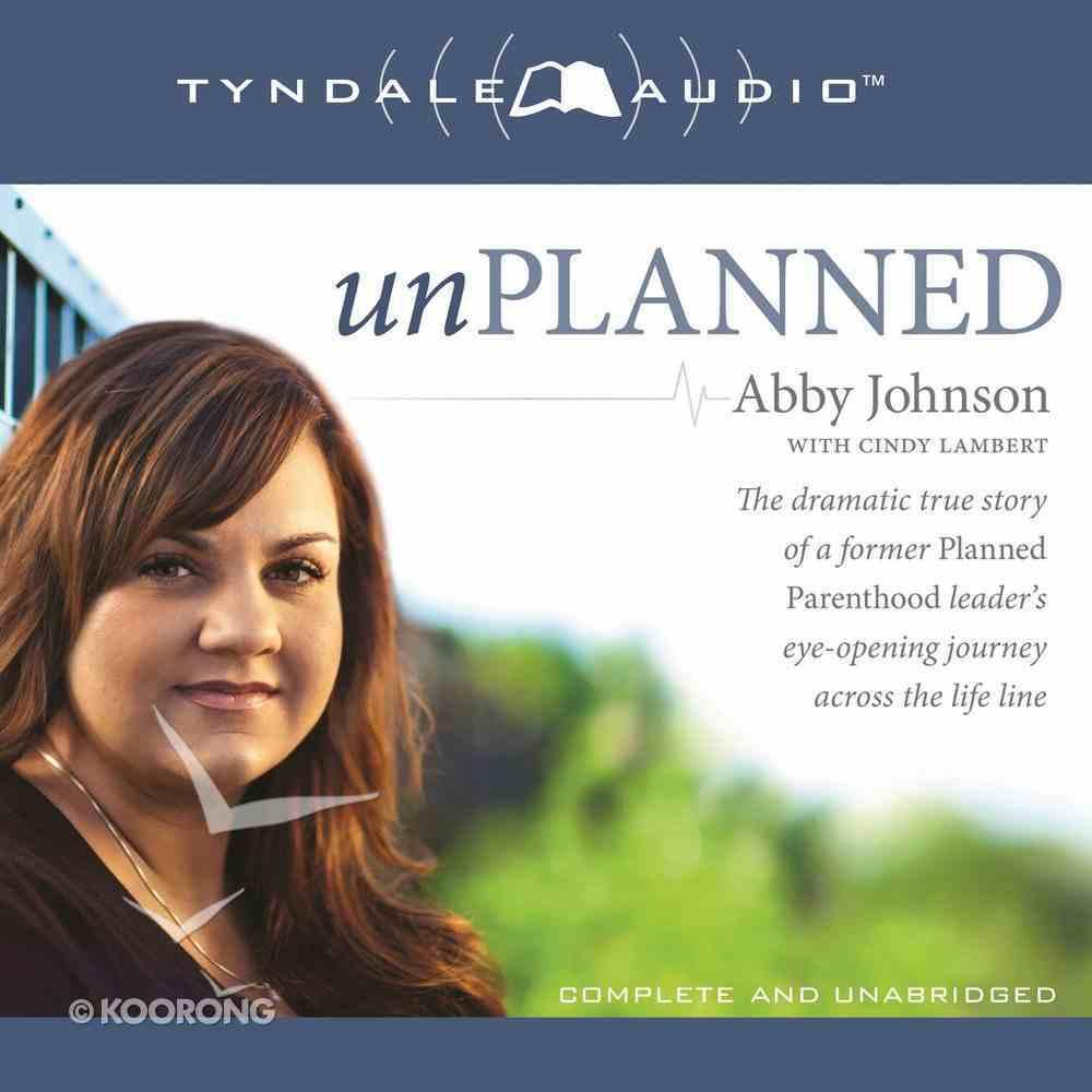 Unplanned eAudio Book