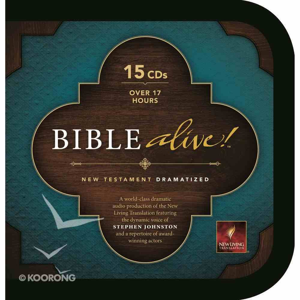 Bible Alive! New Testament eAudio Book