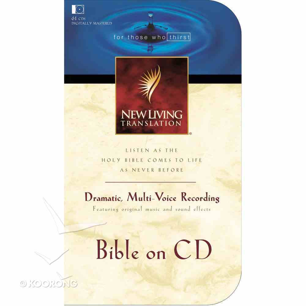 The NLT Bible eAudio Book