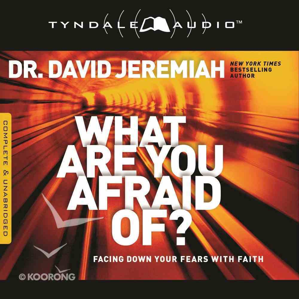 What Are You Afraid Of? eAudio Book