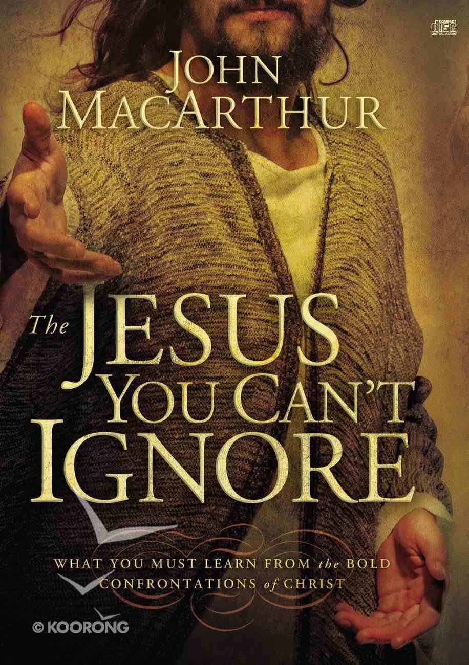 The Jesus You Can't Ignore (101 Questions About The Bible Kingstone Comics Series) eAudio Book