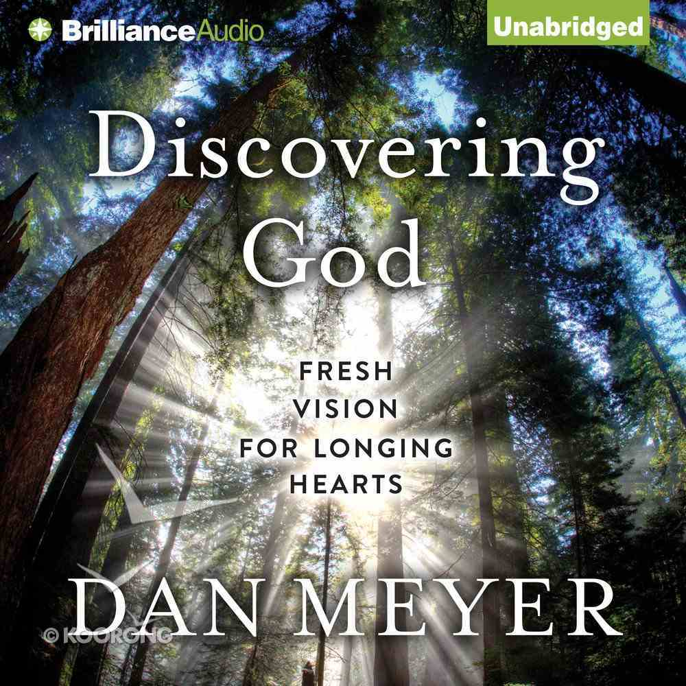 Discovering God eAudio Book