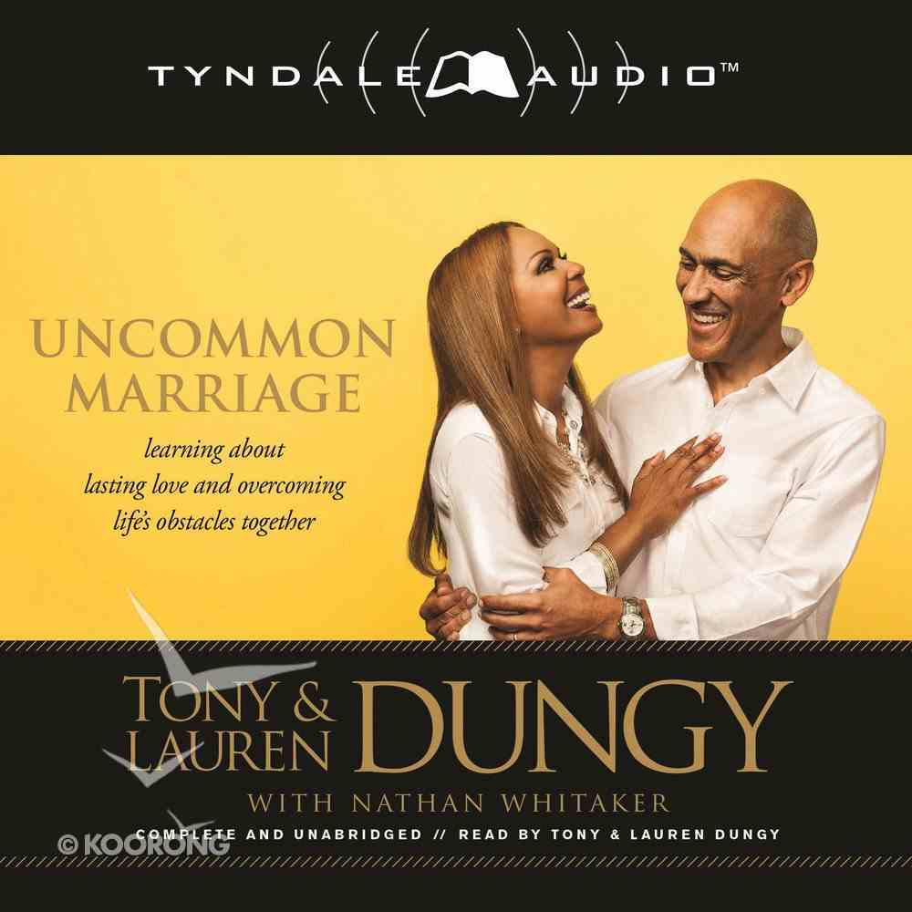 Uncommon Marriage eAudio Book
