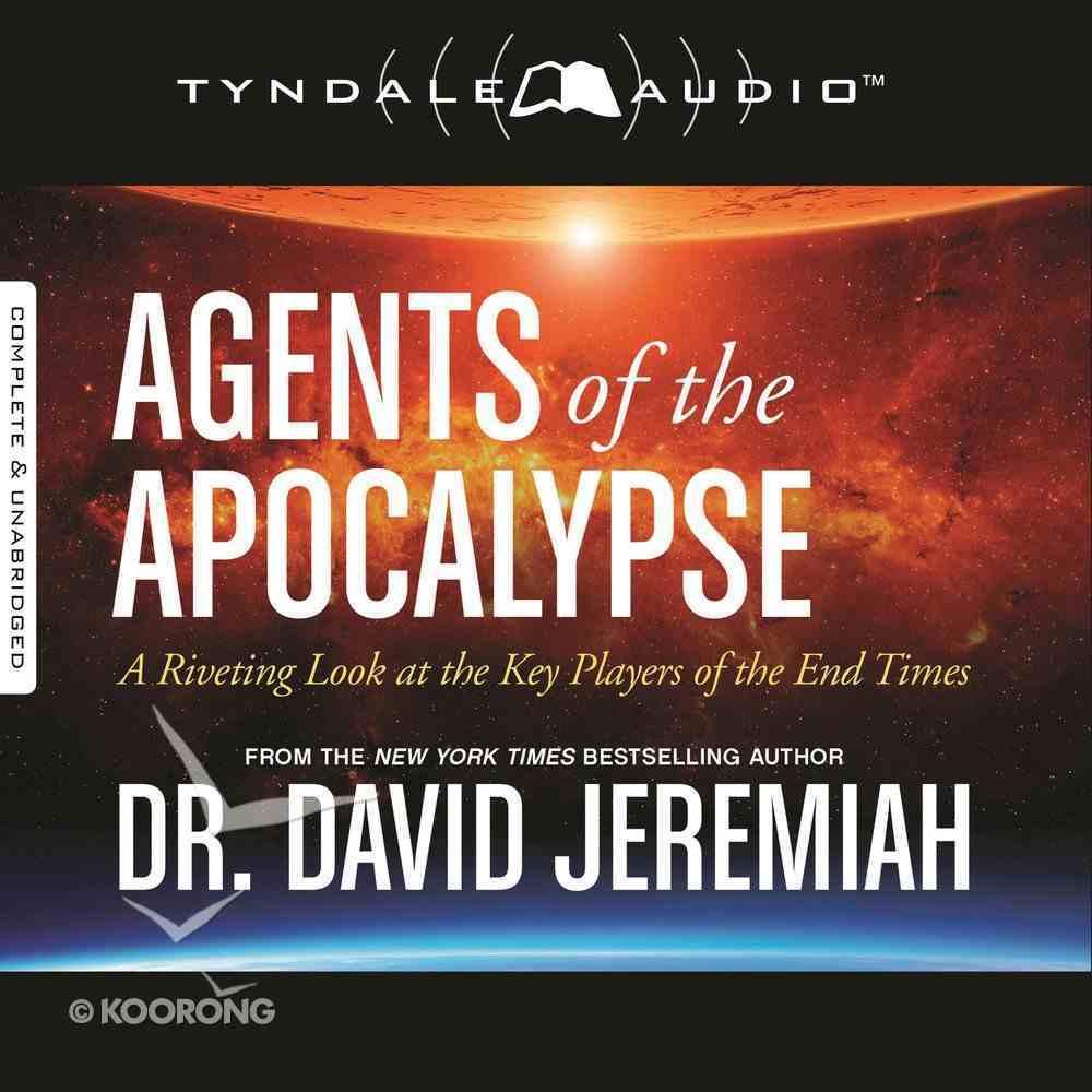 Agents of the Apocalypse eAudio Book