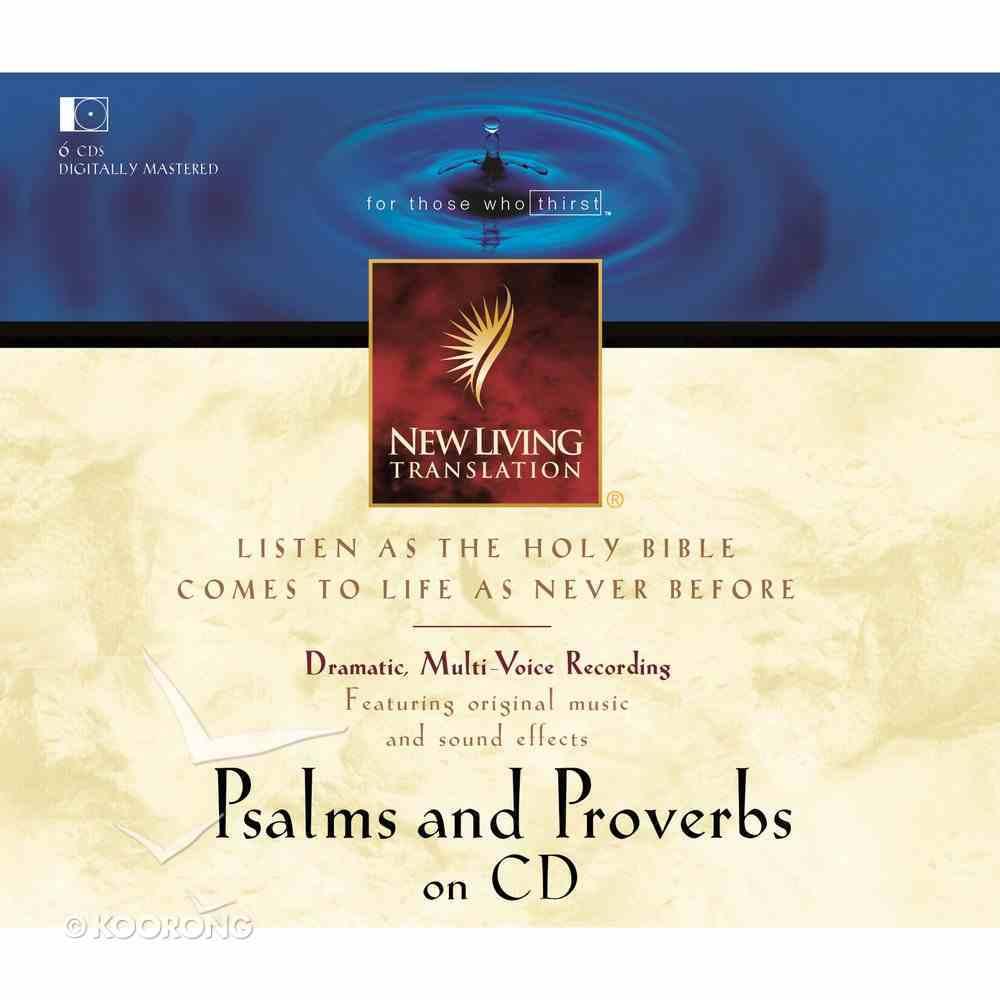 Psalms & Proverbs on CD NLT eAudio Book