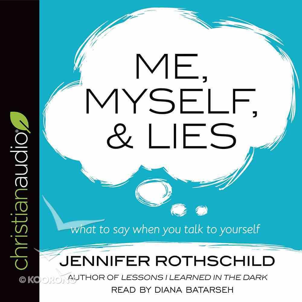 Me, Myself, and Lies eAudio Book